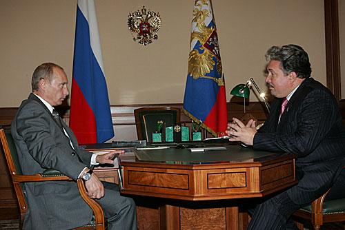 Путин Бабурин