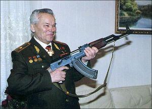 М.Т.Калашников